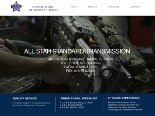Auto Mechanic Website