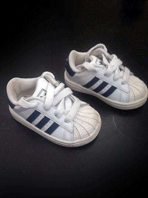 Boys Addidas Tennis Shoes
