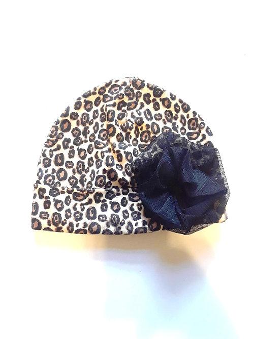 """""""Leopard"""" Baby Cap"""