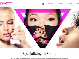 Cosmetology Website