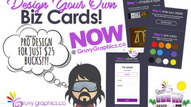 Do-it-Yourself Business Card Design is HERE!
