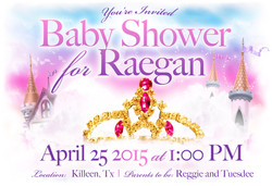 Shower Invite
