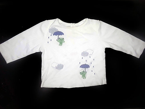 """Rainy Lizard"" Longsleeve Shirt"