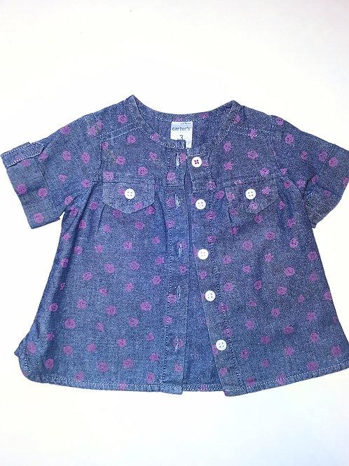 Baby Button Shirt