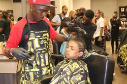 barber battle