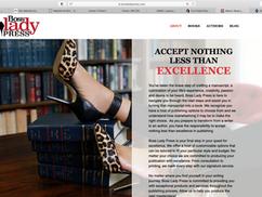 Author/Writer Website