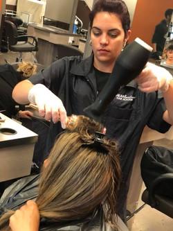 hair battle