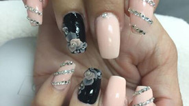 NEW THIS YEAR: NAIL TECH COMPETIONS