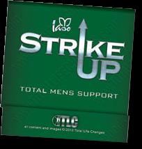 STRIKE UP FOR MEN