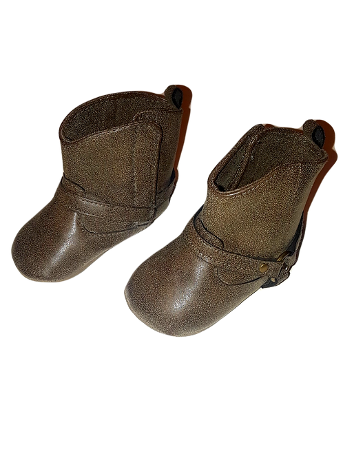 Cowboy/Girl Baby Boots