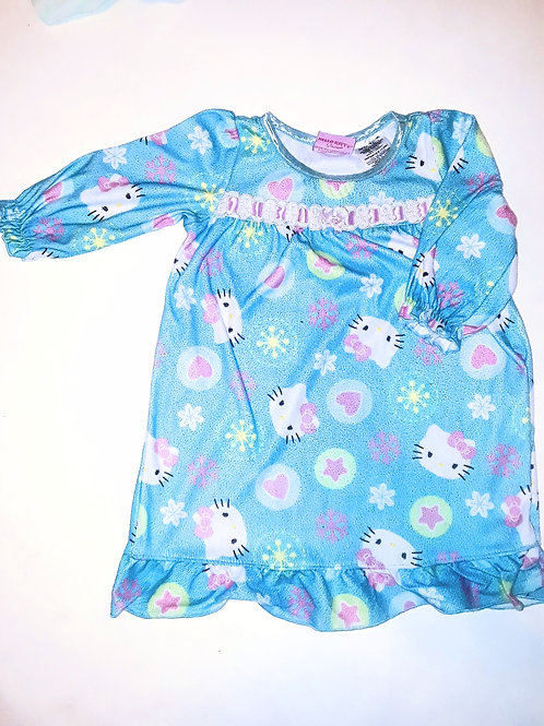 """Hello Kitty"" Pajama Dress"