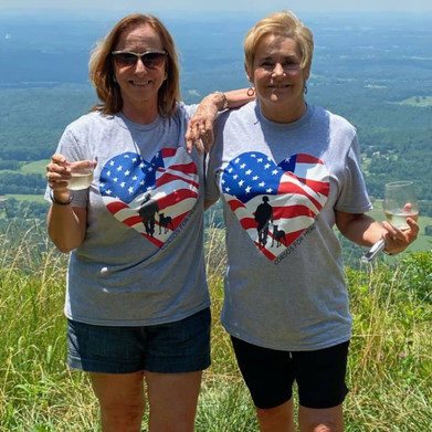 Some of our awesome, Corsos For Heroes, supporters!