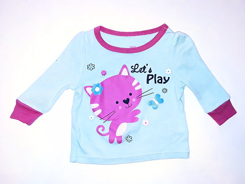 """""""Lets Play"""" Baby Top"""