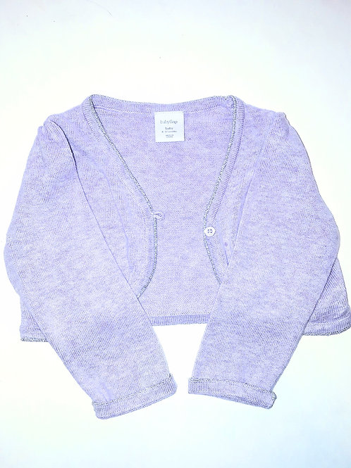 Baby Button Sweater