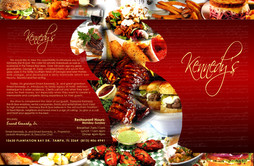 Full Menu Design