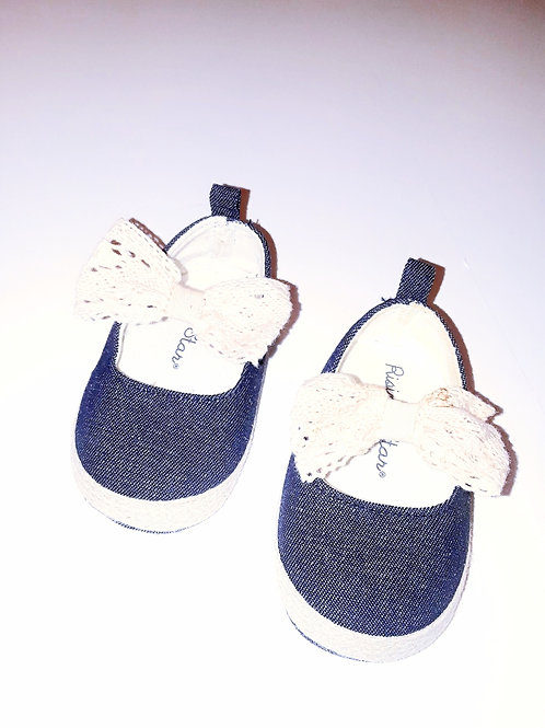 Denim Casual Baby Shoes