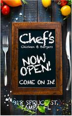 Restaurant Ad