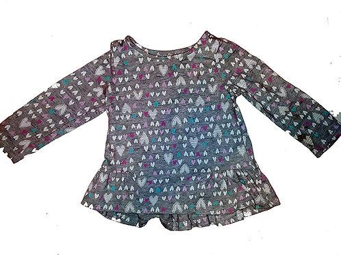 Little Hearts Sweater