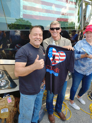 General Micheal Flynn & Corsos for Heroes