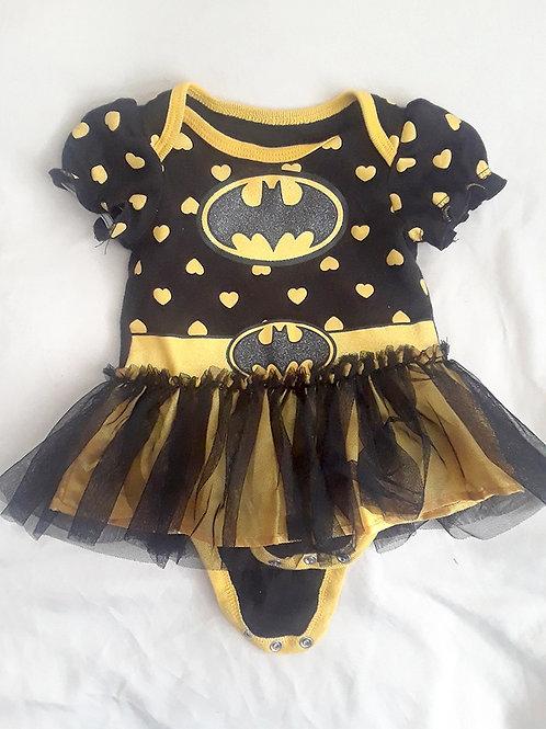 """Batgirl"" Onesie"