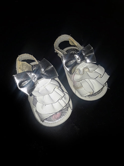 Girls Victorian Styled Sandals