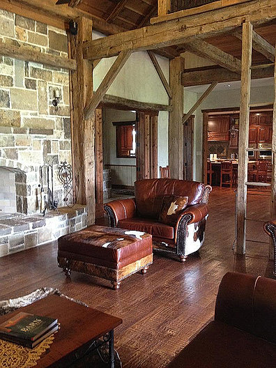 Affordable western style living room furniture stores Dallas Texas