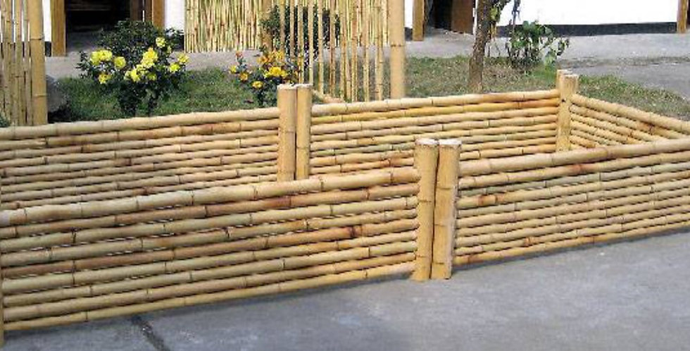 Bamboo Nursery Bed