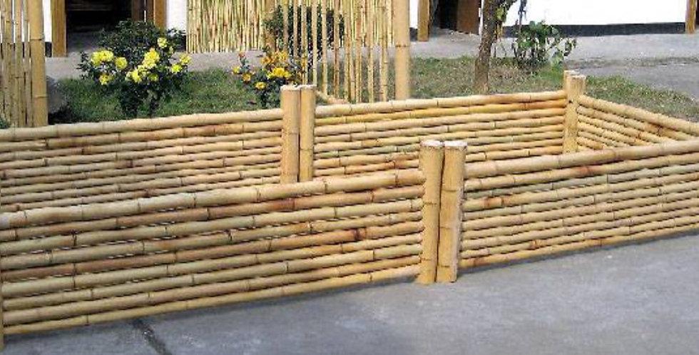 Bamboo Nursery Bed