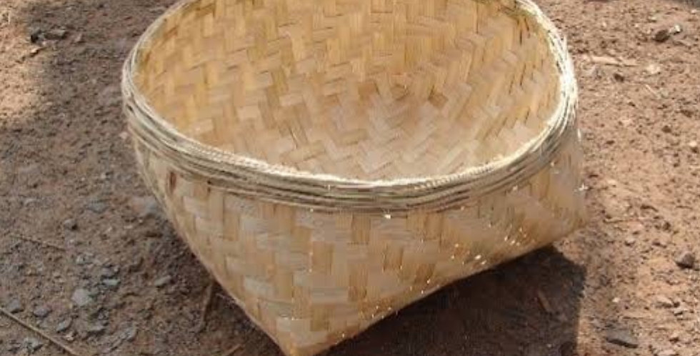 Bamboo Pot