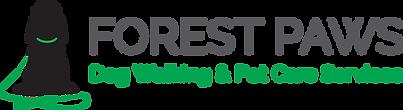 Forest Paws Logo Landsape.png