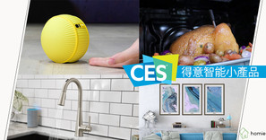 CES 得意智能小產品