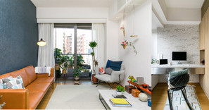 《設計案例》放膽去嘗試家居的色彩吧!打造真正不凡的家居品味
