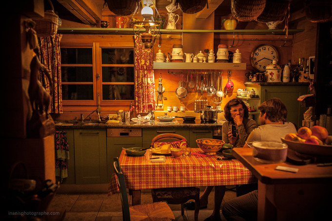 Solange, Chamonix