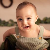 Sesion de fotos de bebé