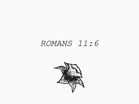 """""""Grace Upon Grace"""""""