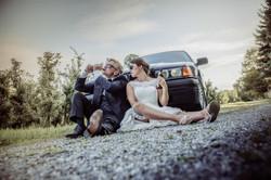 Hochzeitsfotos cool