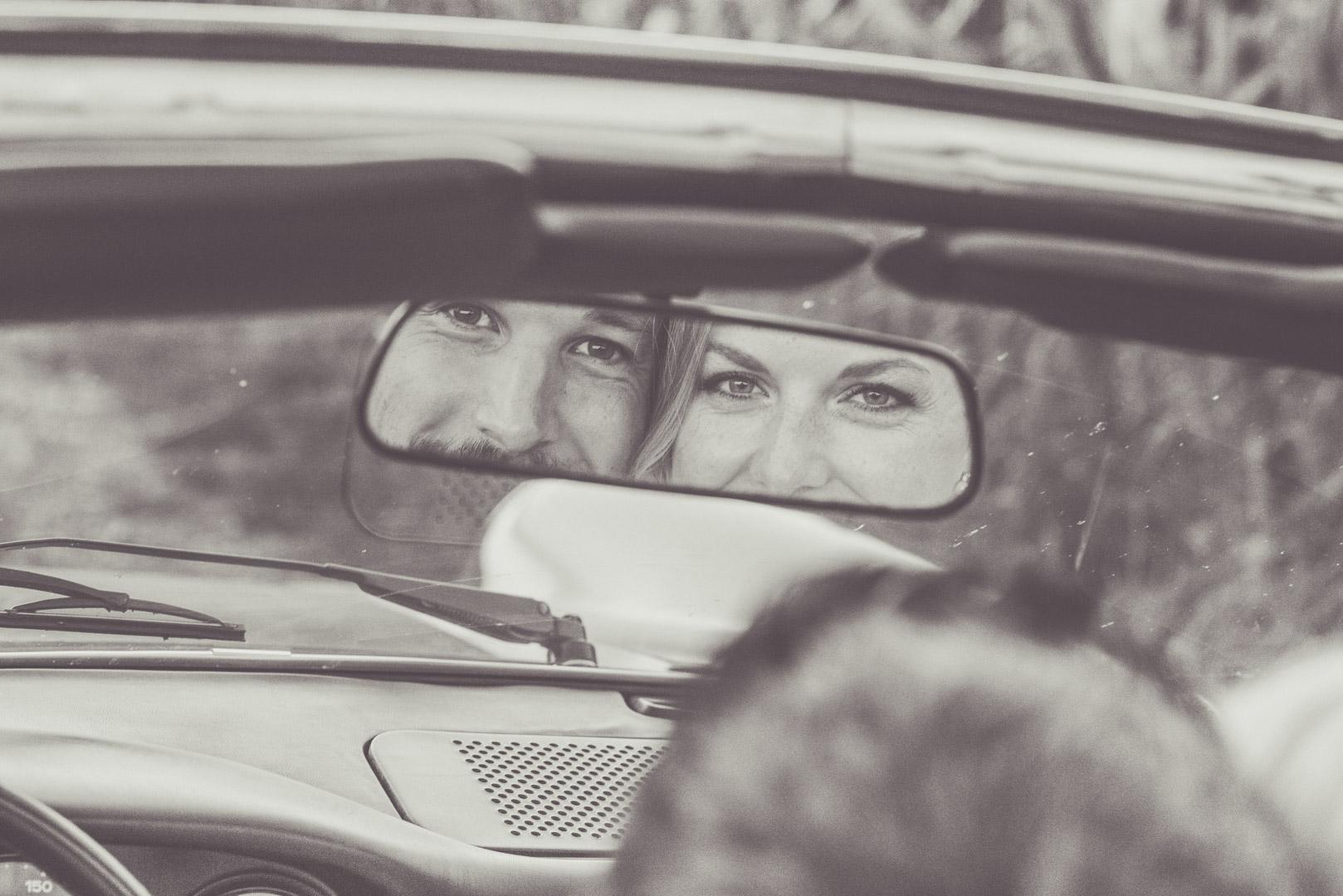 Hochzeitsfotograf ungewöhnlich