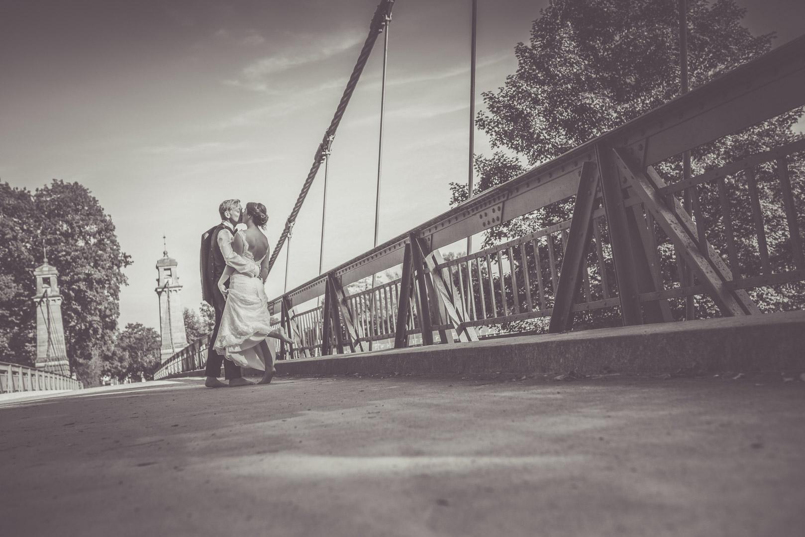 Hochzeitsfotograf vintage