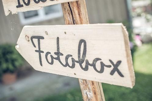 Terminreservierung Fotobox