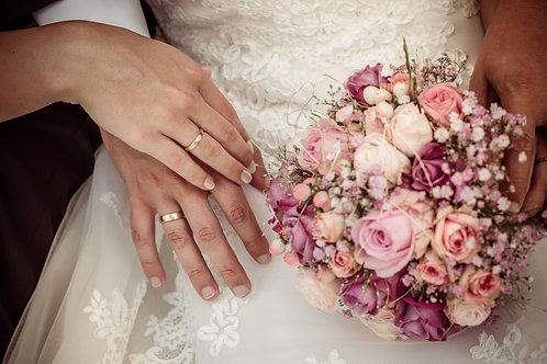 Terminreservierung Hochzeit