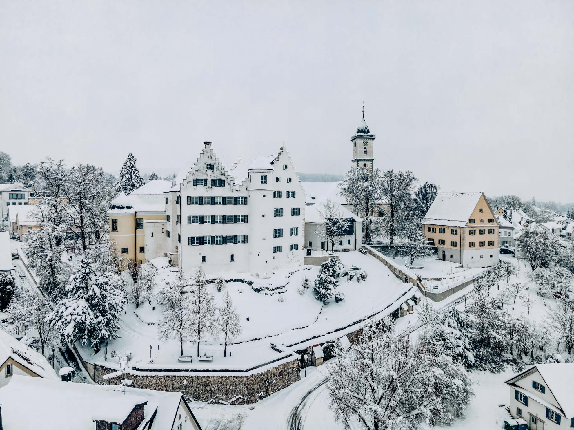 aulendorf, schloss