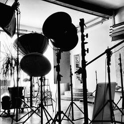 Ingo Rack, Fotostudio, Mengen