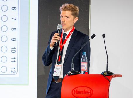 SenseUp speaks at ECP Summer Summit in Düsseldorf