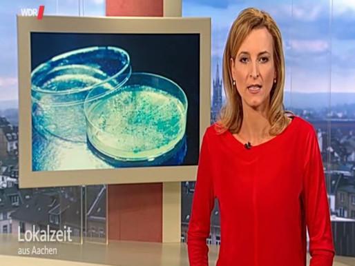 Lokalzeit Aachen berichtet über SenseUp