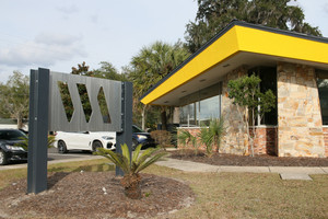 Leslie Tharp, Walker Architecture