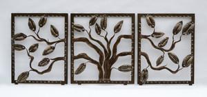 Leslie Tharp, Oak Tree Tryptic