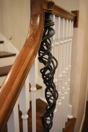 Leslie Tharp, DNA Staircase