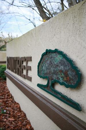 Leslie Tharp,  Raintree Sign