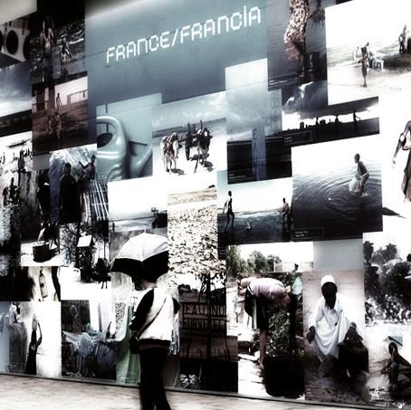 PAVILLON FRANCE, EXPOSITION INTERNATIONALE, ZARAGOZA