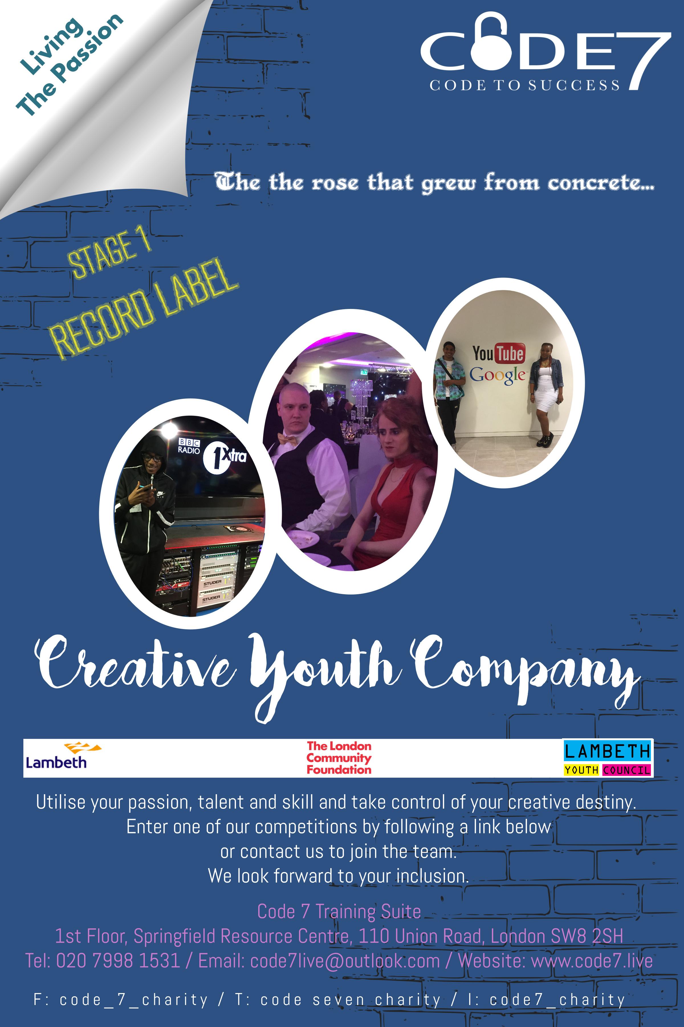 CREATIVE YOUTH COMPANY (1)